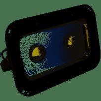 đèn pha led 100w thấu kính