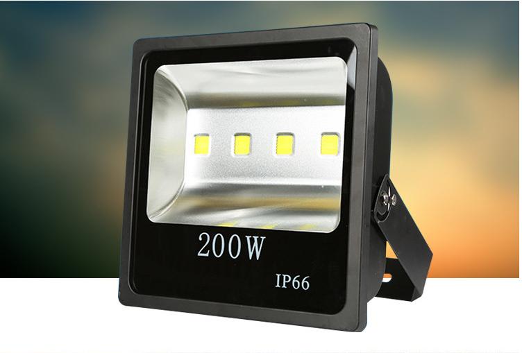 ưu điểm đèn pha led ngoài trời